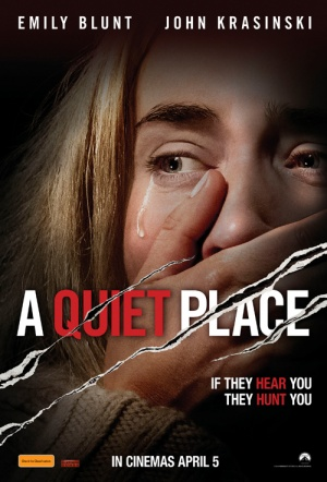 A Quiet Place Film Poster