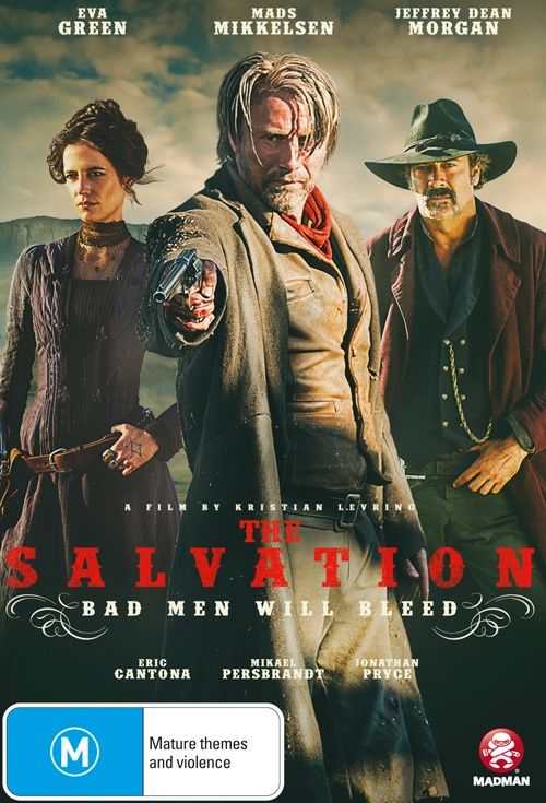 The Salvation Film Poster