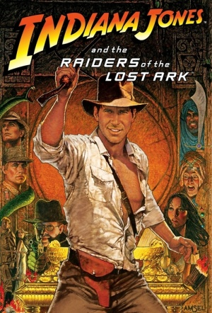 Raiders of the Lost Ark Film Poster