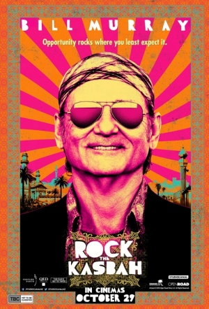 Rock the Kasbah Film Poster