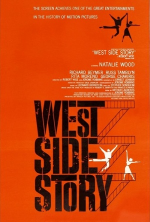 West Side Story Film Poster