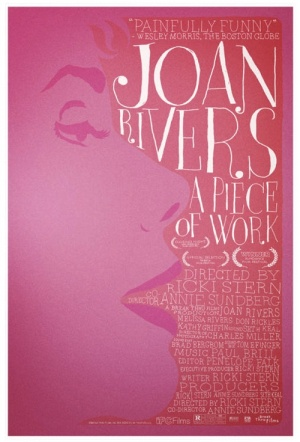 Joan Rivers: A Piece of Work Film Poster