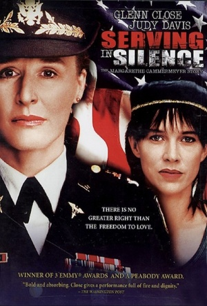 Serving in Silence: The Margarethe Cammermeyer Story Film Poster