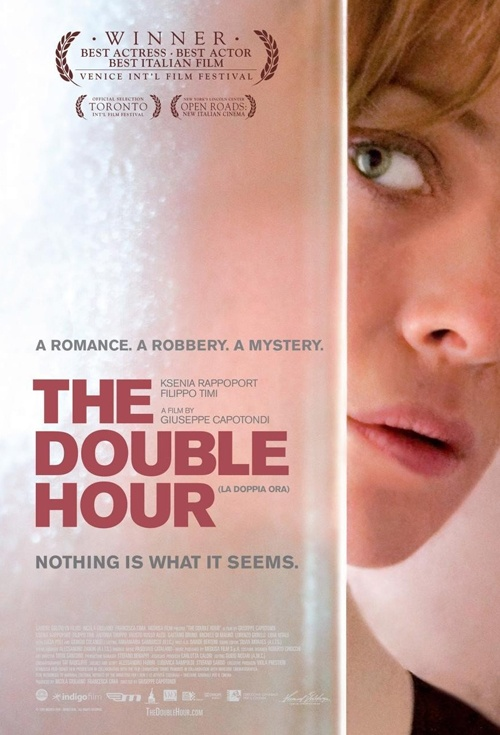 The Double Hour Film Poster