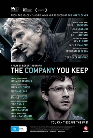 The Company You Keep Film Poster