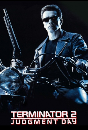 Terminator 2: Judgment Day Film Poster
