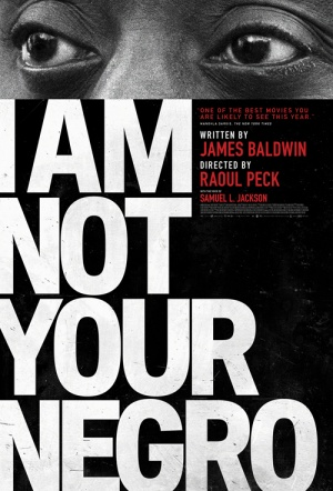 I Am Not Your Negro Film Poster