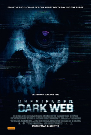 Unfriended: Dark Web Film Poster