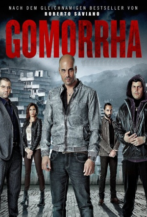 Gomorrah Film Poster