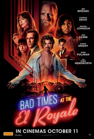 Bad Times at the El Royale - Lads Night Screening Film Poster
