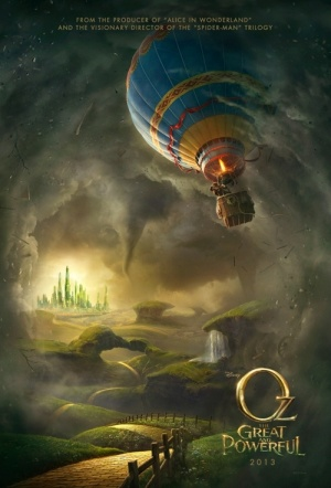 Oz: The Great and Powerful 3D