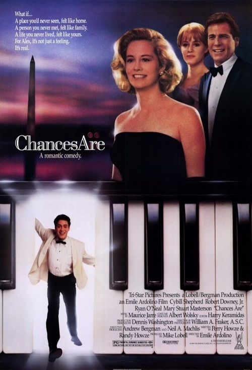 Chances Are Film Poster