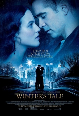 Winter's Tale (2014) Film Poster