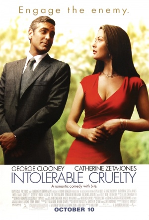Intolerable Cruelty Film Poster