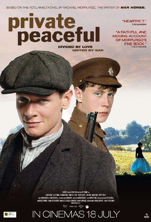 Movie Poster For Private Peaceful