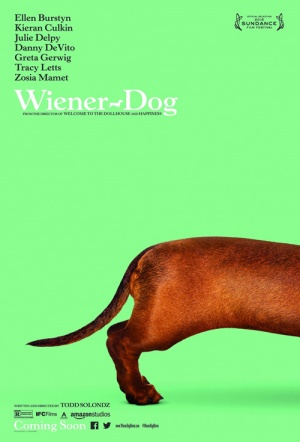 Wiener-Dog Film Poster
