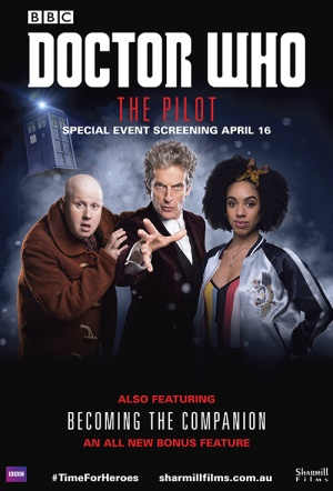 Doctor Who: The Pilot Film Poster