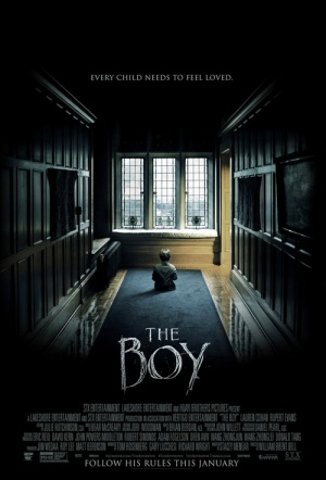The Boy (2016) Film Poster