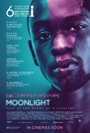 Moonlight Film Poster