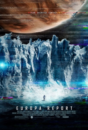 Europa Report Film Poster