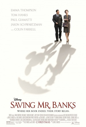 Saving Mr. Banks Film Poster