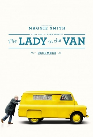 The Lady in the Van Film Poster