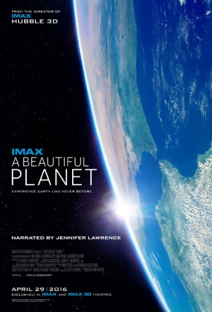 A Beautiful Planet 3D Film Poster