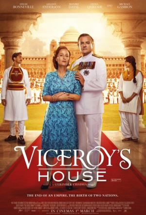 Viceroy's House Film Poster