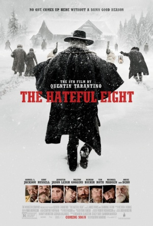 The Hateful Eight in 70mm Film Poster