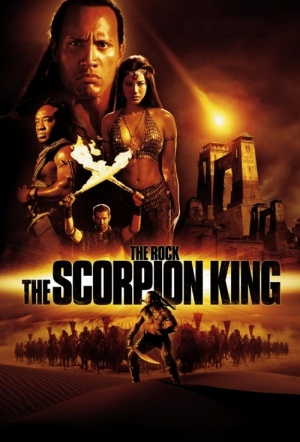 The Scorpion King Film Poster