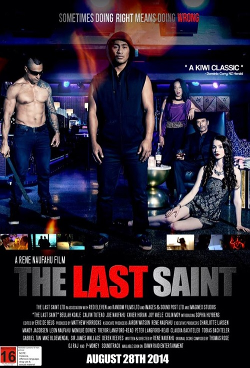 The Last Saint Film Poster