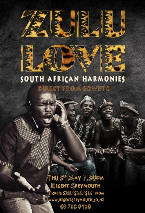 Movie Poster For Zulu Love Flicksconz