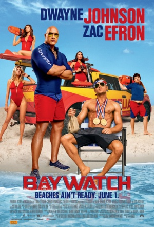 Baywatch Film Poster