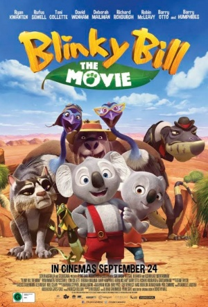 Blinky Bill the Movie Film Poster