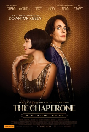The Chaperone (2019) Film Poster