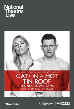 NT Live: Cat on a Hot Tin Roof Film Poster