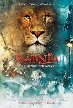 The Chronicles of Narnia: The Lion, the Witch and the Wardrobe Film Poster