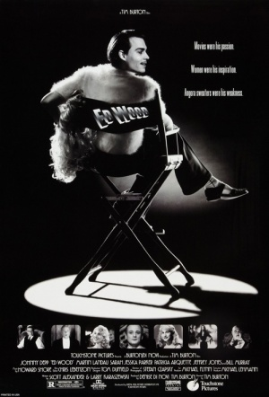 Ed Wood Film Poster
