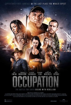 Occupation Film Poster