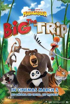 The Big Trip Film Poster
