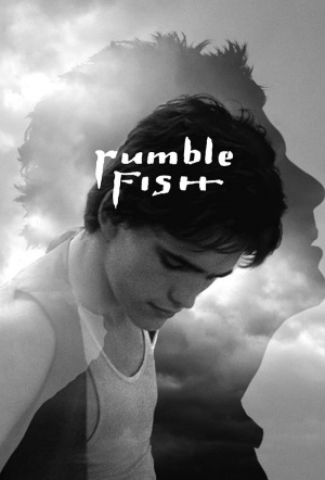 Rumble Fish Film Poster