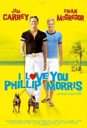 I Love You Phillip Morris Film Poster