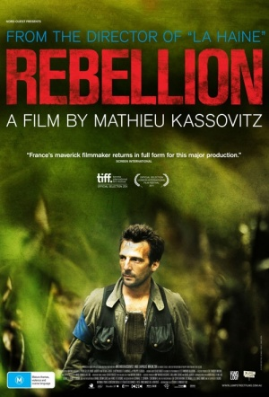 Rebellion Film Poster
