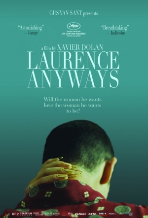 Laurence Anyways Film Poster