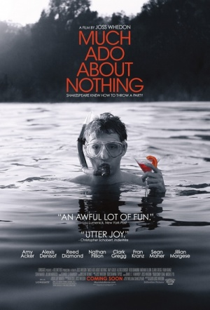 Much Ado About Nothing (2012) Film Poster