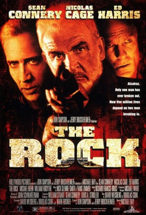 The Rock Film Poster