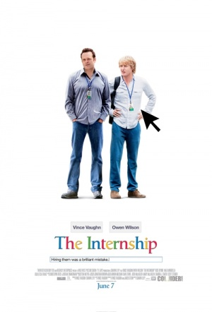 The Internship Film Poster