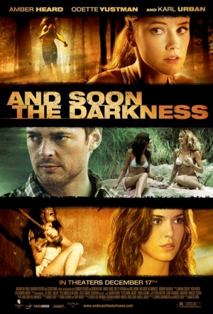 And Soon the Darkness Film Poster
