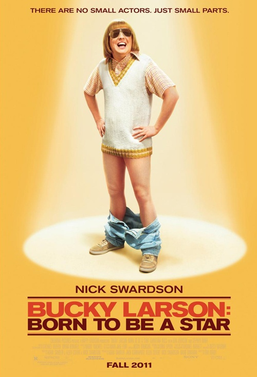 Bucky Larson: Born to Be a Star Film Poster