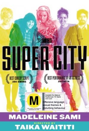 Super City: Season 1